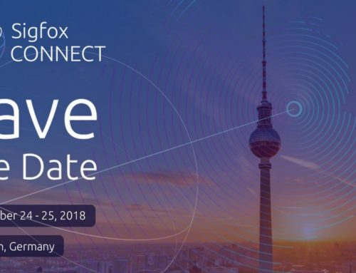 Sigfox Connect in Berlin